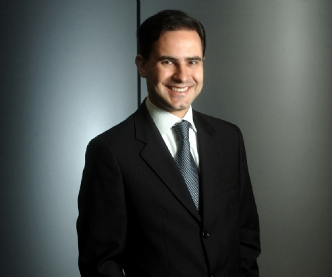 Aquiles Mosca, executivo da Santander Asset