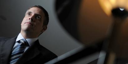 Gregori, presidente da seguradora e resseguradora do BTG: em franca expansão, apólice deve tomar lugar da fiança bancária
