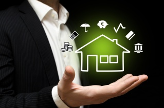 Building a environmental home with finance and insurance